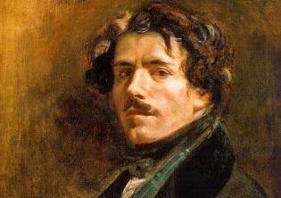 26 de Abril - 1798 — Eugène Delacroix, pintor francês (m. 1863).
