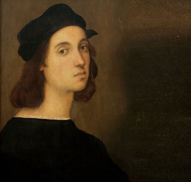 6 de Abril - 1483 — Rafael, pintor e arquiteto italiano.