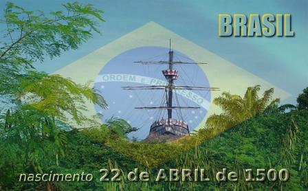 22 de abril, brasil, nascimento