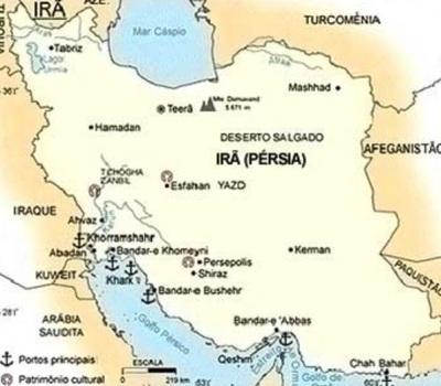 21 de Março - 1935 — O Xá Reza Pahlavi formalmente pede à comunidade internacional para chamar a Pérsia por seu nome original, Irã.