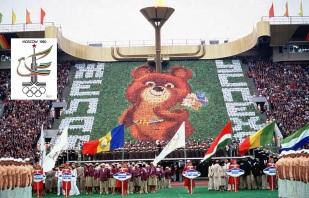 3 de Agosto – 1980 – Fim dos Jogos Olímpicos de Moscou.