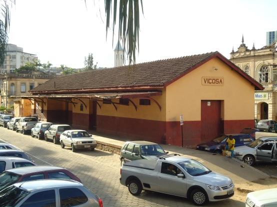 30 de Setembro – Estação Ferroviária — Viçosa (MG) — 146 Anos em 2017.