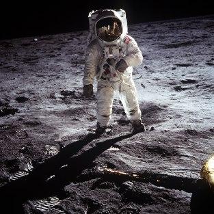 20 de julho, Aldrin_Apollo_11