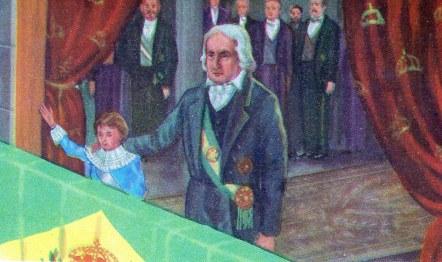 13 de junho - José Bonifácio de Andrada e Silva - estadista brasileiro