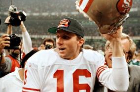 11 de junho - Joe Montana, ex-jogador de futebol americano estadunidense