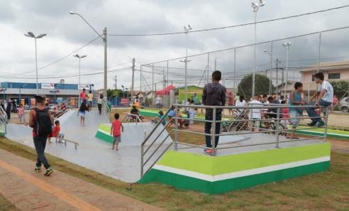24 de Maio - Praça Modelo - Nova Odessa (SP) 112 Anos.