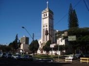 6 de maio - Igrejq em Mandaguari, Paraná.