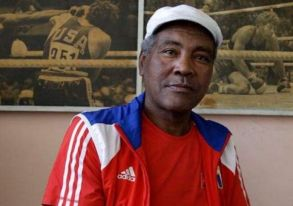 11 de junho - Teófilo Stevenson, pugilista cubano