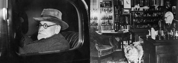 6 de maio - Sigmund Freud - neurologista e fundador da psicanálise.