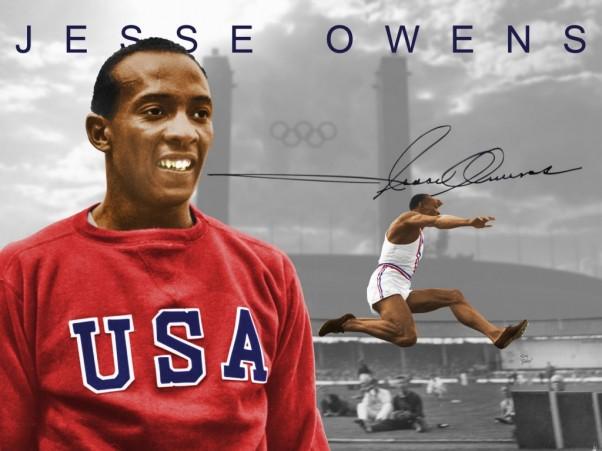 25 de maio - Jesse Owens bate 5 recordes mundiais num espaço de 45 minutos - Dia da África - 2