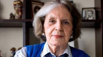 19 de Abril - 1923 — Lygia Fagundes Telles, escritora brasileira.