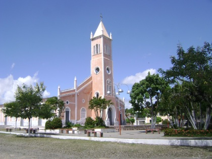 23 de Agosto — Igreja Matriz Nossa senhora da Conceição — Pentecoste (CE) — 144 Anos em 2017.