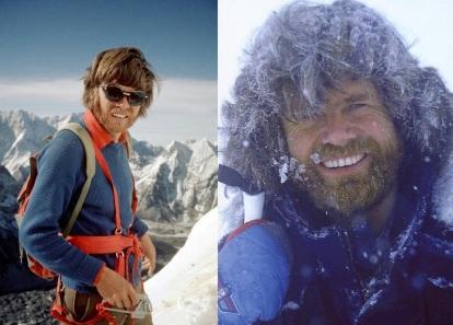 17 de Setembro – Reinhold Messner - 1944 – 73 Anos em 2017 - Acontecimentos do Dia - Foto 14.