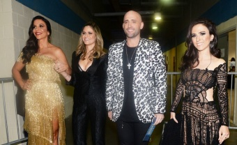 27 de Maio - Prêmio Multishow - Ivete Sangalo, Didi Wagner, Paulo Gustavo e Tatá Werneck.