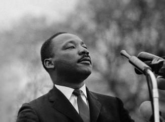 4 de Abril - 1968 - Martin Luther King Jr., ativista estadunidense (n. 1929).