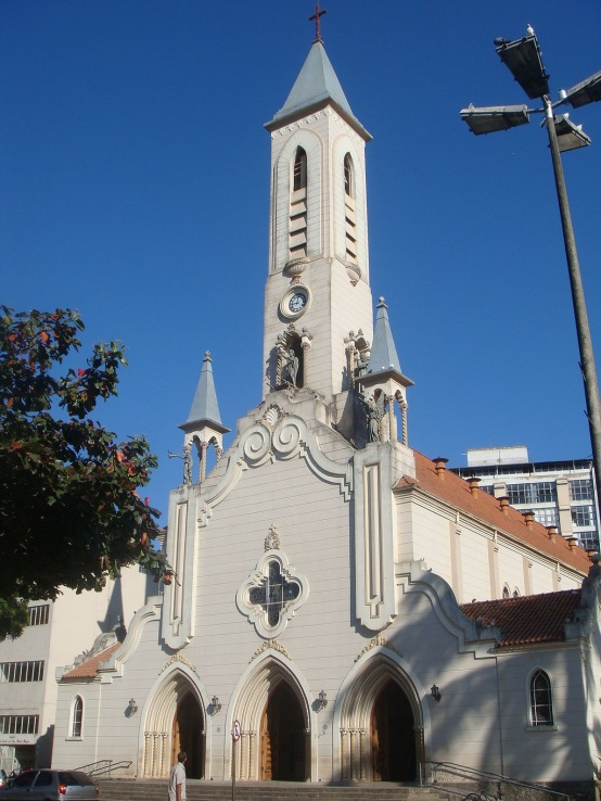 30 de Setembro – Santuário Santa Rita de Cássia — Viçosa (MG) — 146 Anos em 2017.