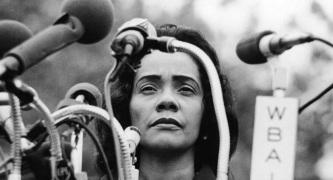 27 de Abril - 1927 — Coretta King, ativista estadunidense (m. 2006).
