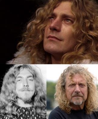 20 de Agosto – 1948 – Robert Plant, vocalista da banda Led Zeppelin.