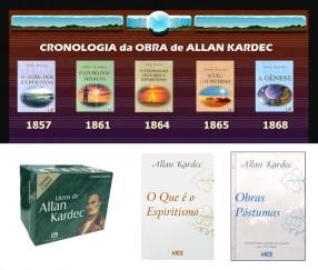 3 de Outubro - Allan Kardec - 1804 – 213 Anos em 2017 - Acontecimentos do Dia - Foto 12 - Obras.