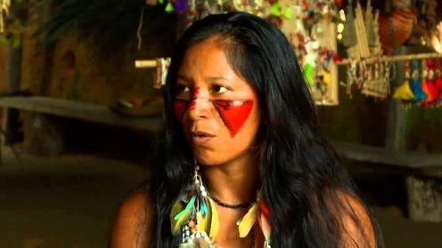 19 de Abril - Dia do Índio. no Brasil