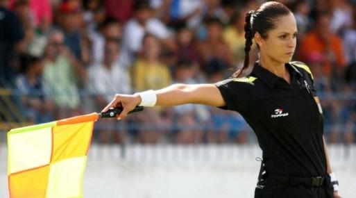 26 de Maio - 1978 – Ana Paula Oliveira, ex-assistente de arbitragem brasileira.