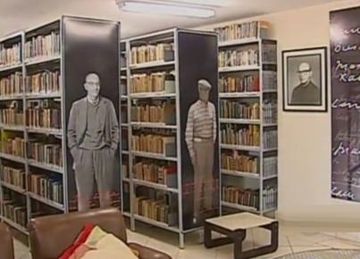 28 de Abril - Biblioteca Municipal de Lençóis Paulista - SP - livros.