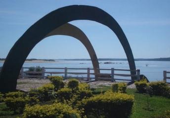 30 de Maio - Arcos da Praia das Gaivotas - Conceição do Araguaia (PA) - 120 Anos