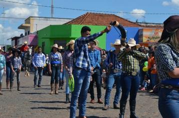 19 de Agosto – Comemorações do Aniversário de 66 Anos da cidade — Desfile - Vianópolis (GO) — 69 Anos em 2017.