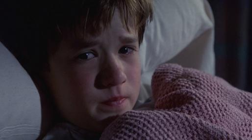 10 de Abril - 1988 - Haley Joel Osment, ator estadunidense, jovem, O Sexto Sentido.