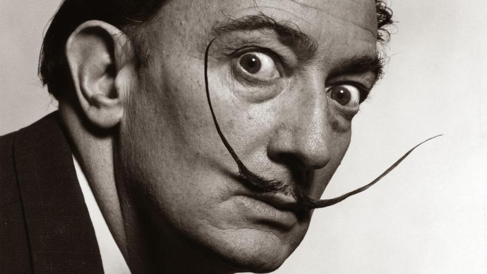11 de maio - Salvador Dalí