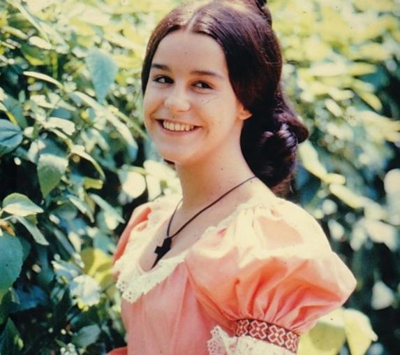 20 de Maio - Lucélia Santos em Escrava Isaura, 1976.