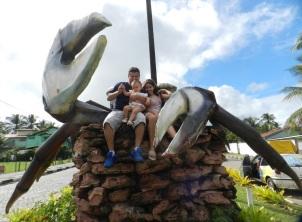 25 de Maio -Monumento do Caragueijo - Canavieiras (BA)