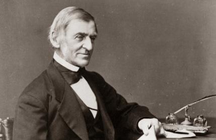 27 de Abril - 1882 – Ralph Waldo Emerson, escritor, filósofo e poeta americano (n. 1803).