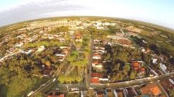 2 de Julho - Vista aérea — Alagoinhas (BA) — 164 Anos.