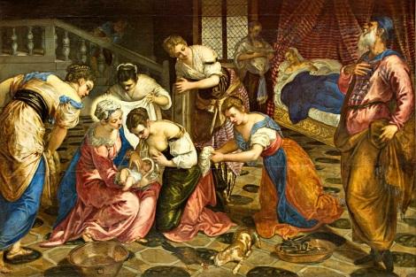 24 de Junho - Nascimento de João Batista.
