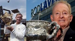 9 de Agosto – 1938 — Rod Laver, ex-tenista australiano.
