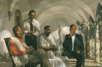 Barack Obama - 1961 – 56 Anos em 2017 - Acontecimentos do Dia - Foto 5.