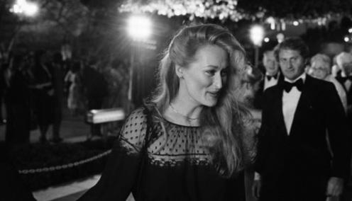 22 de Junho - 1979 foi o primeiro ano em que Meryl Streep foi indicada ao Oscar – já foram 19 indicações até hoje – e, daquela vez, ela competia por 'O Franco Atirador'.