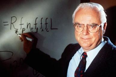 28 de maio - Frank Drake, astrônomo e astrofísico estadunidense