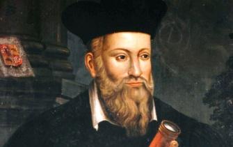 2 de Julho - 1566 — Nostradamus, astrólogo e matemático francês (n. 1503).