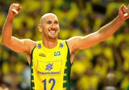 9 de março - Nalbert Bitencourt - ex-atleta brasileiro.