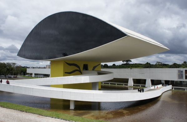 29 de Março - Museu Oscar Niemeyer - Curitiba (PR).