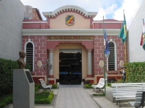 18 de Maio - Câmara Municipal de Caruaru, órgão legislativo do município - Caruaru (PE) 160 Anos.