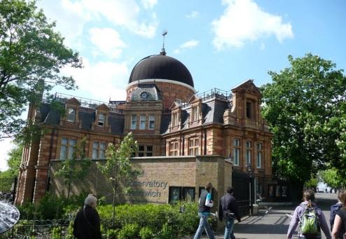 4 de Maio - 1675 — Rei Carlos II da Inglaterra ordena a construção do Observatório Real de Greenwich.
