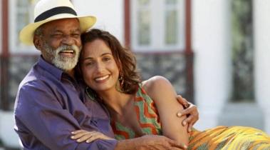 13 de Junho - Antonio Pitanga e sua filha, Camila Pitanga.