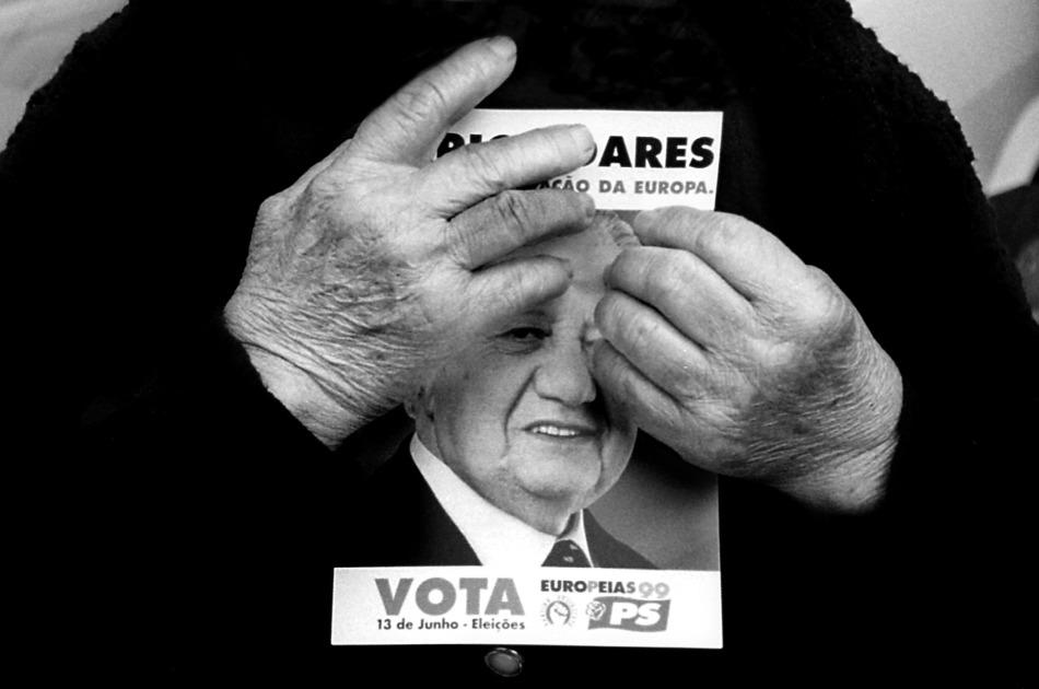 Mário Soares - foto de ADRIANO MIRANDA