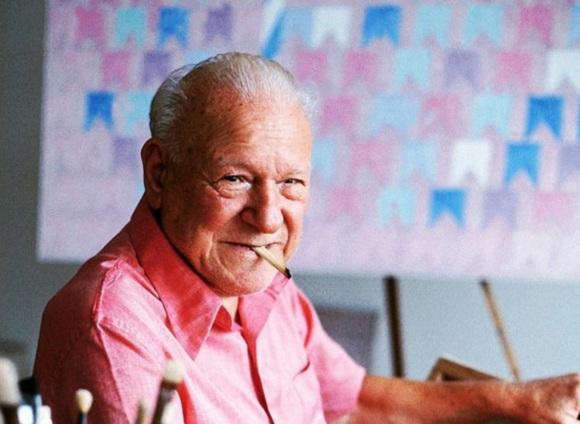 28 de maio - Alfredo Volpi, pintor ítalo-brasileiro
