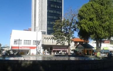 14 de Agosto – Praça dos Andradas — Barbacena (MG) — 226 Anos em 2017.