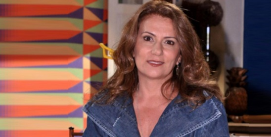 1 de Maio - Patricya Travassos, atriz e roteirista brasileira.