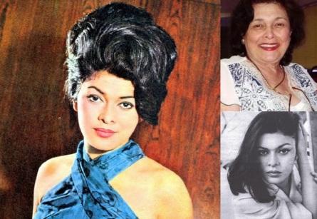 5 de Agosto – 1943 — Marlene França, atriz brasileira.